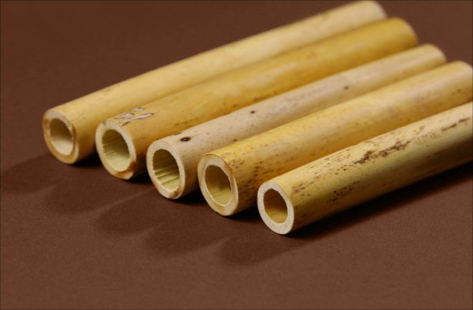 Tubi di Bambù Per Clarinetto - Bamboo Tubes For Clarinet