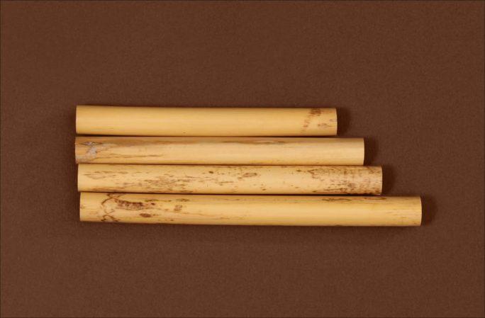 Tubi di Bambù Per Corno Inglese ∅11,5/12 - ∅12/12,5 - Bamboo Tubes For English Horn ∅11,5/12 – ∅12/12,5