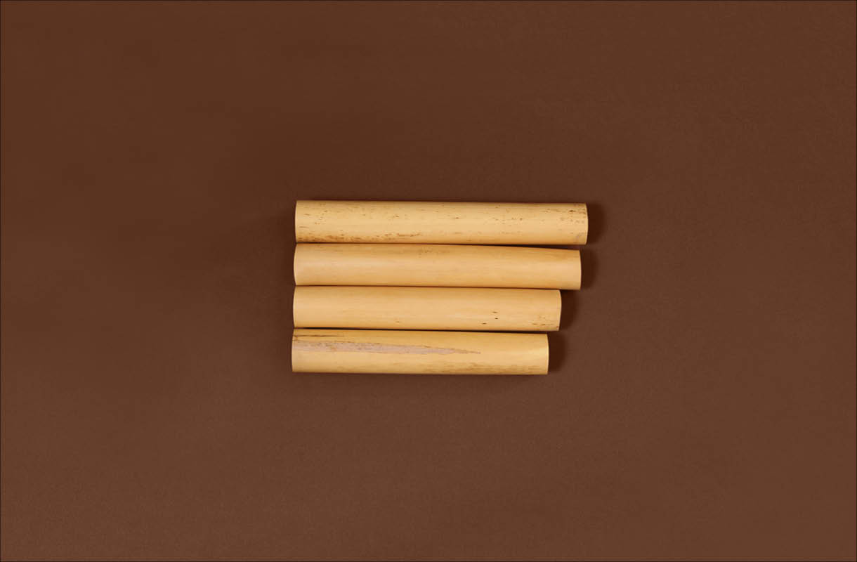 Tubi di bambu per fagotto - Bamboo Tubes for Bassoon
