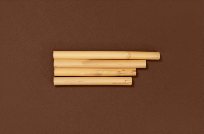 Tubi di bambu per oboe - Bamboo Tubes for Oboes