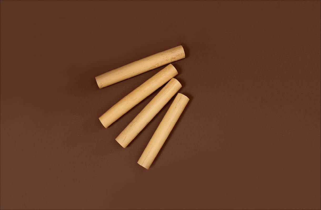 Tubi di Bambù Per Fagotto ∅23/24 - Bamboo Tubes For Bassoon ∅23/24