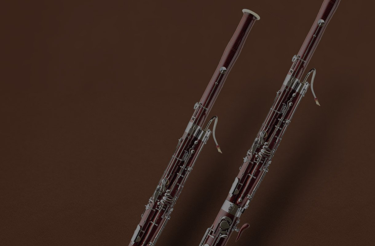 Takeda Bassoon Japan