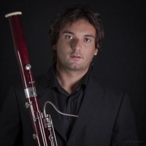 Andrea Azzi, testimonial dei prodotti Danzi, ance, canne e tubi per fagotto, oboe e clarinetto - Andrea Azzi, Danzi Reeds's testimonial, reeds, canes and wood for vassoon, oboe e clarinetto