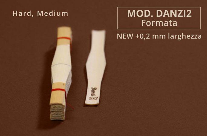 canna fagotto formata mod. danzi2 medium hard