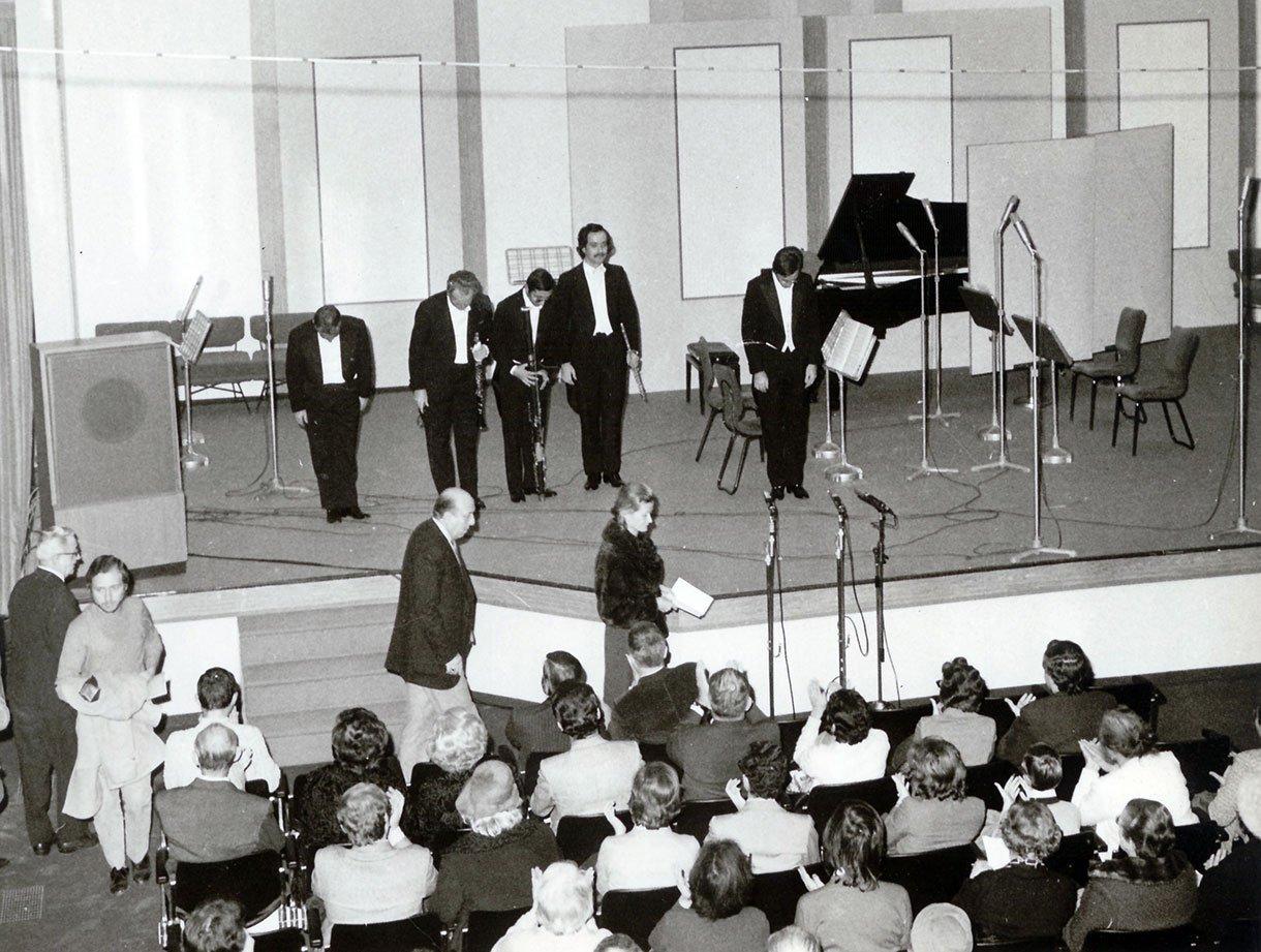 Danzi storia spettacolo orchestra - Danzi history show orchestra