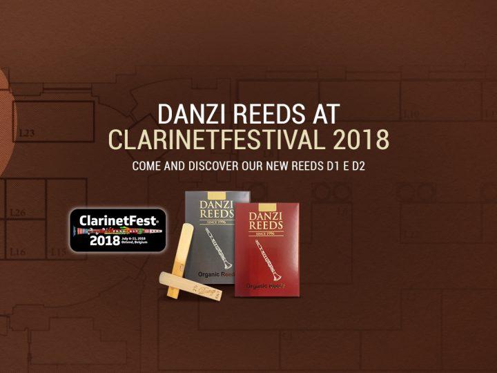 Danzi Reeds Clarinetfest 2018