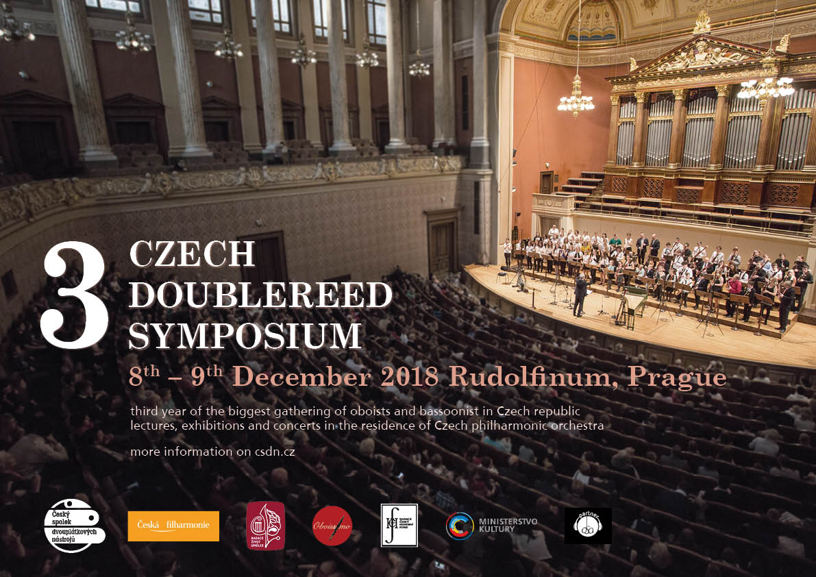 Danzi Reeds at Czech double reed symposium